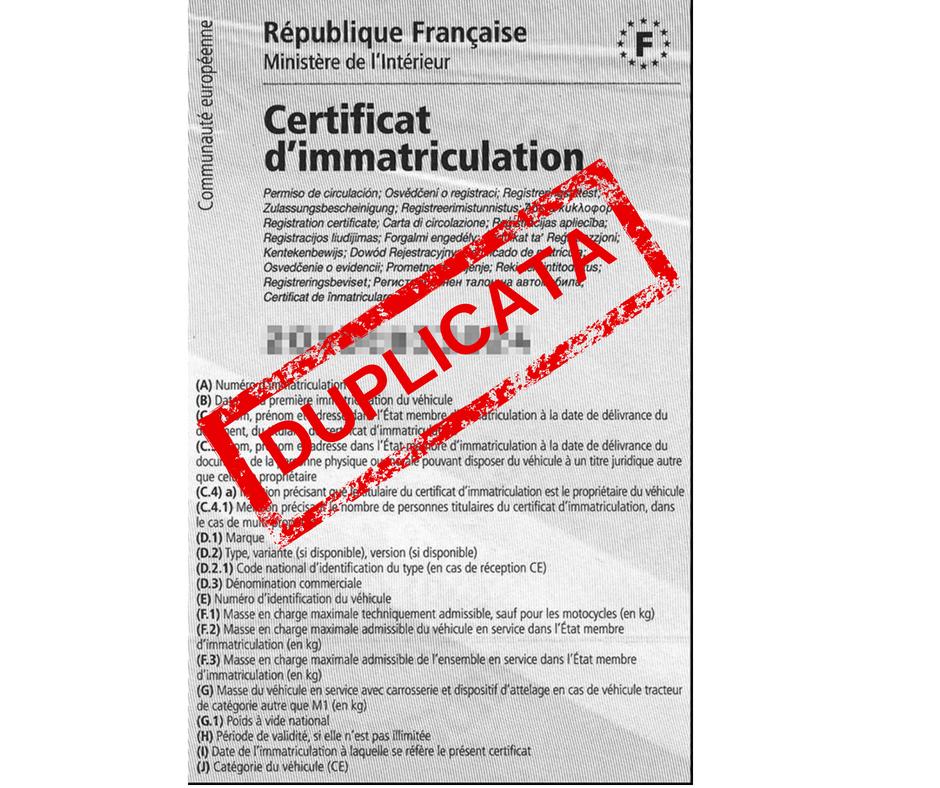 carte-grise-certificat-immatriculation-perte-vole